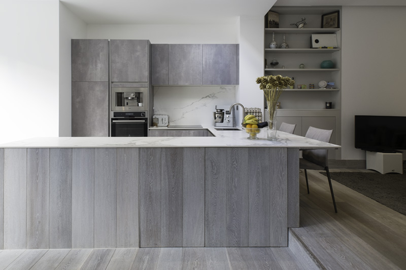 Kitchen design SW London