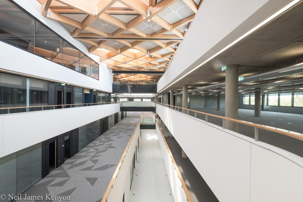 Jaguar Landrover design centre