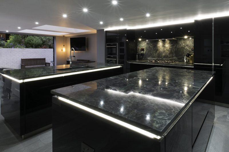 Battersea Basement Kitchen design
