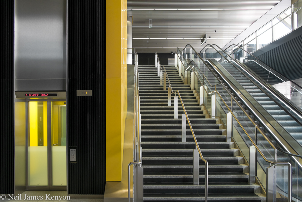 Cross Rail - Canary Wharf